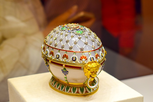 The Special and Unique Faberge Egg